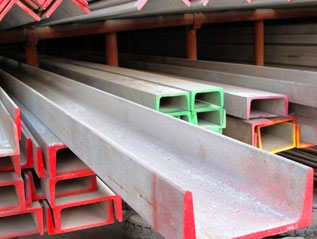 Stainless Steel Channel manufacturers in India, SS 304 U and C channel